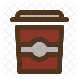 Coffee late Icon