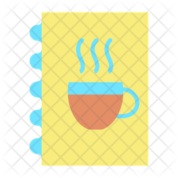 Coffee Menu Flat Icon