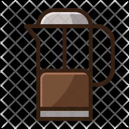 Coffee press Icon