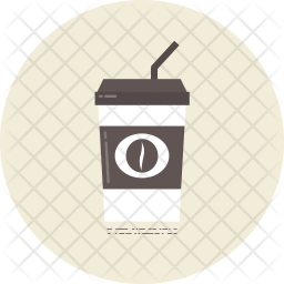 Coffee takeaway Icon