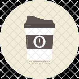 Coffee takeaway Icon