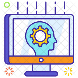 Cognitive Computing Icon