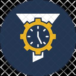 Cogwheel Dualtone Icon
