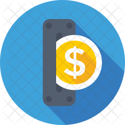 Coin Slot Icon