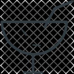 Cold Line Icon