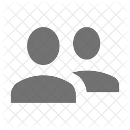 Collaboration Glyph Icon