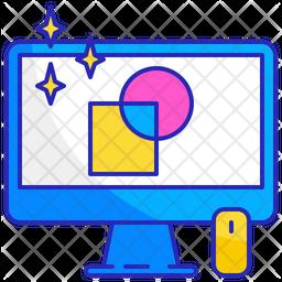 Collaborative Design Icon