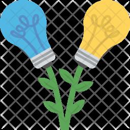 Collaborative Ideas Icon
