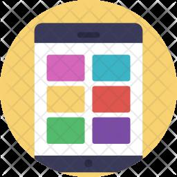 Color Catalogue Icon