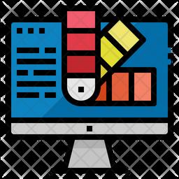 Color Scheme Icon