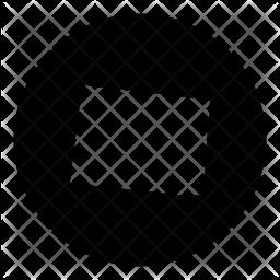Colorado Glyph Icon