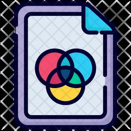 Colors File Icon