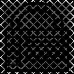 Combination Lock Icon