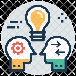 Combine idea Icon
