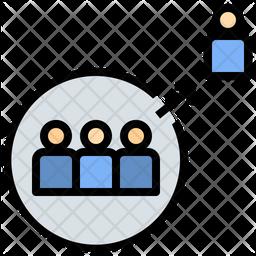 Comfort Zone Icon