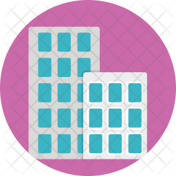 Commercial Building Icon