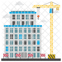 Commercial Scaffolding Icon