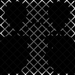 Commitment Glyph Icon
