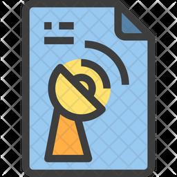 Communication File Icon