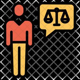 Communication Judgement Icon