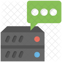 Communication Server Icon png
