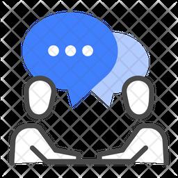 Communication skills Icon