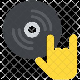 Compact Dsc Flat Icon
