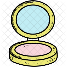 Compact powder Icon png