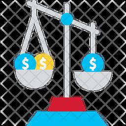 Comparison Price Icon