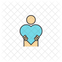 Compassion, Feelings, Heart, Love, Care Icon png