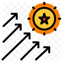 Competition Colored Outline Icon