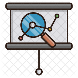 Competitive analysis Icon