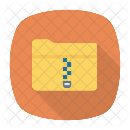 Compressed folder Icon