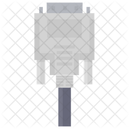 Computer Cable Icon