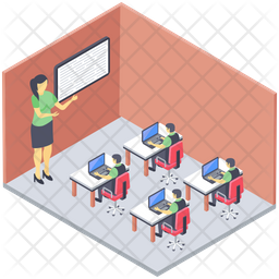 Computer Class Icon