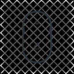 Computer Line Icon
