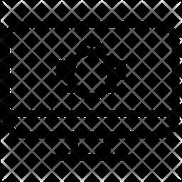 Computer malware Icon