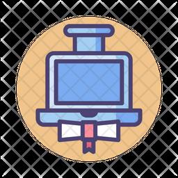 Computer Science Degree Icon