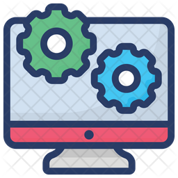 Computer Settings Icon