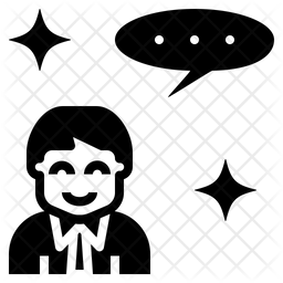 Concept Glyph Icon