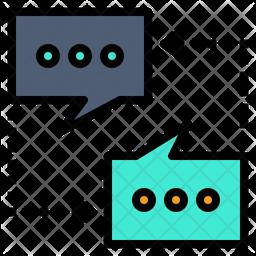 Concept Exchange Icon