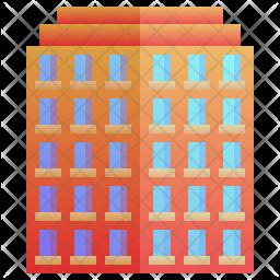 Condo Building Icon