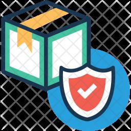 Confidential logistics Icon