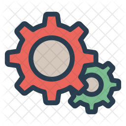 Config Icon Of Colored Outline Style Available In Svg Png Eps Ai Icon Fonts