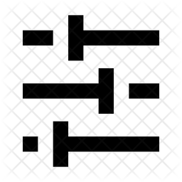 Configuration Line Icon