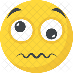 Confounded Emoji Icon