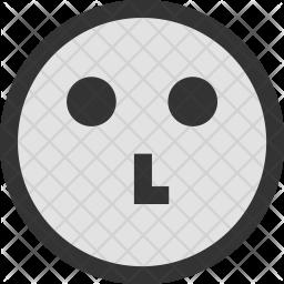 Confuse Emoji Icon