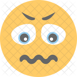 Confused Emoji Icon