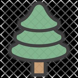 Conifer Emoji Icon