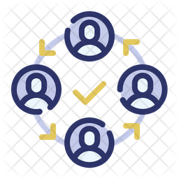 Connection group Icon